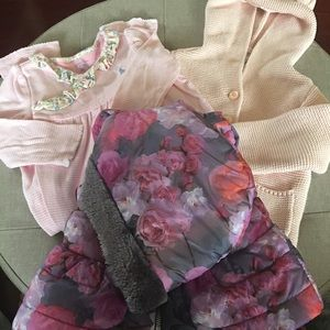 Baby Girls 12 mos Bundle - 3 pieces